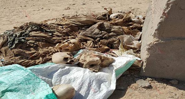 عاجل.. العثور على أكوام من الأشلاء والجماجم البشرية بأسيوط معبأة في أجولة 2017-636402374696639215-663