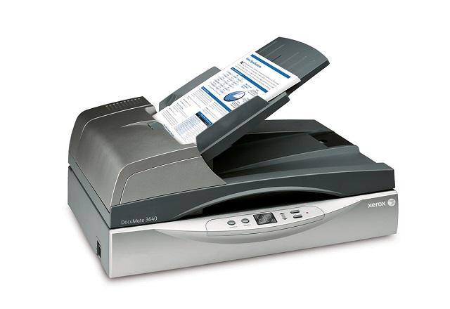 Xerox DocuMate 262 Drivers and Manuals
