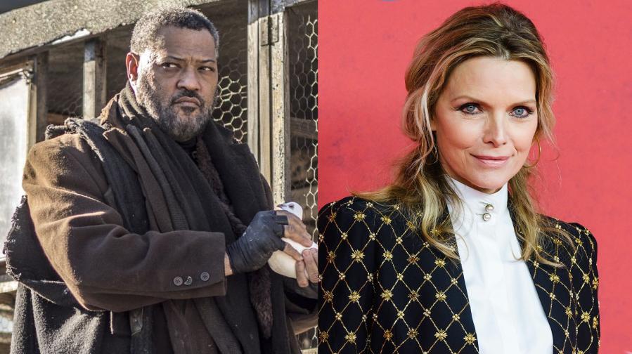 "Michelle Pfeiffer e Laurence Fishburne se juntam ao elenco de ""Homem-Formiga e a Vespa"""