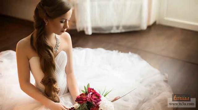 ماسك يخلصك من القشرة وتساقط الشعر قبل الزفاف