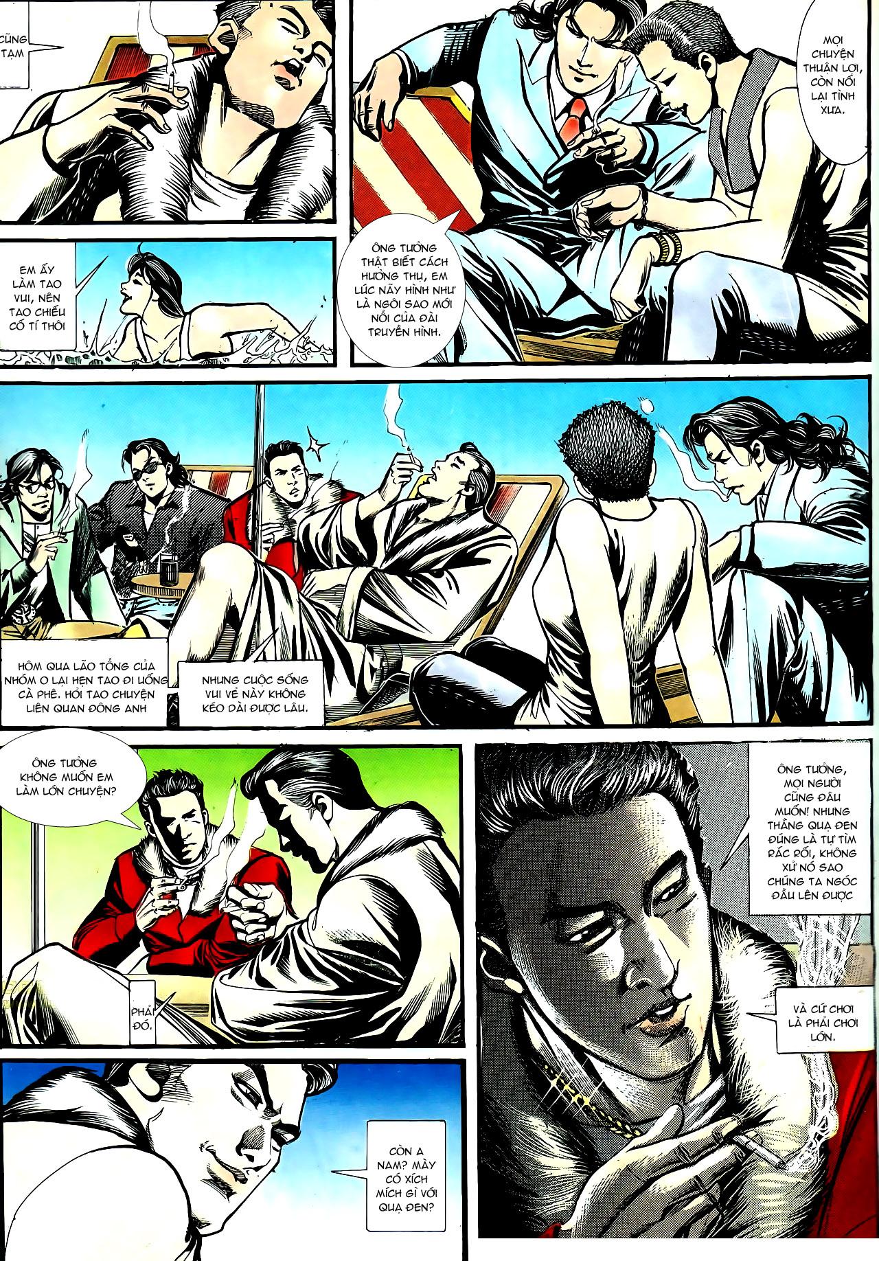 Người Trong Giang Hồ chapter 155: long đầu trang 29