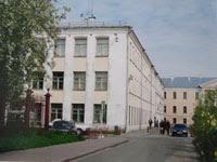 Здание охотдепартамента
