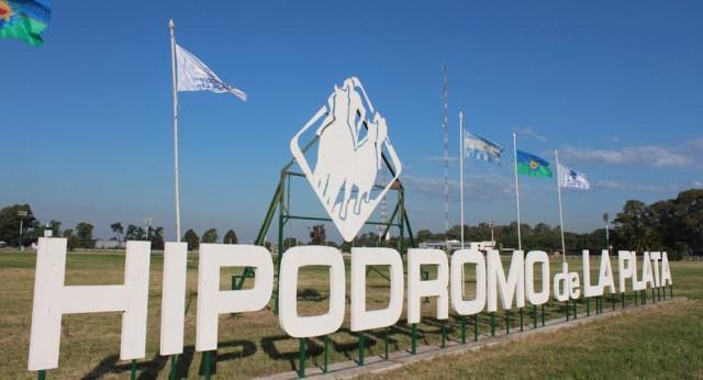 Hipódromo de La Plata Buenos Aires Argentina
