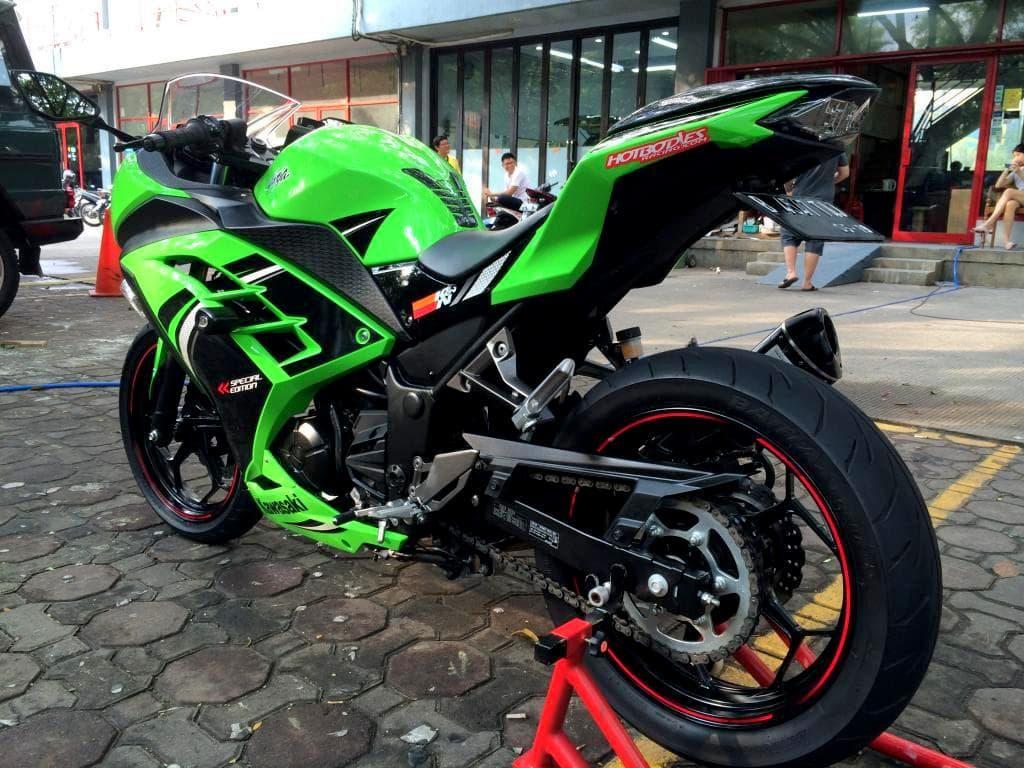Penjualan Ninja 250 FI masih sangat kuat dan mapan, Kawasaki makin santai rilis New Ninja 250 FI Facelift ?