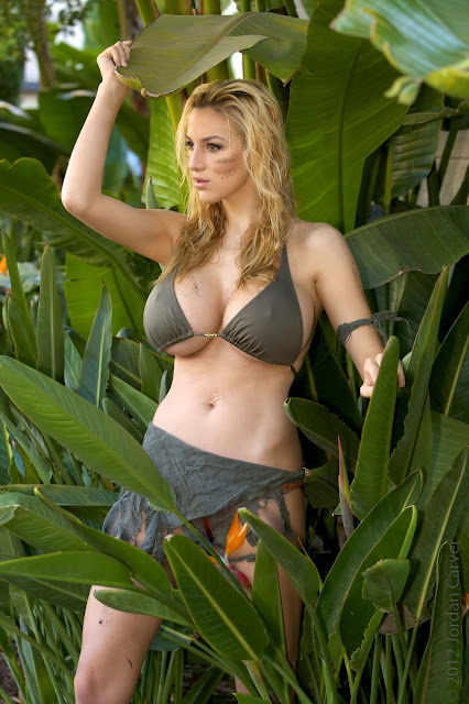 Jordan-Carver-Schungel -hot-sexy-photoshoot-Image-1