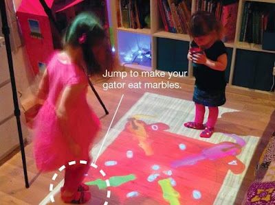 Smart Gadgets That Turns Any Surface Interactive - Lumo Interactive Projector (11) 6