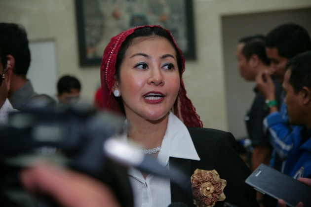 Ajak Warga Gabung Partai, Wanita Emas Janjikan 1 Juta Rumah Cicilannya 50 Ribu Perhari