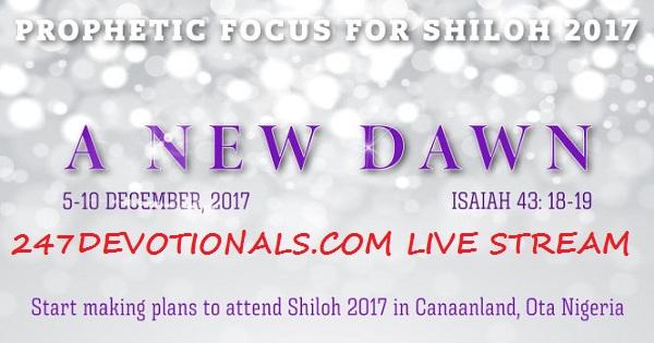 Sunday Service Live Stream - Winners Church 10th December 2017