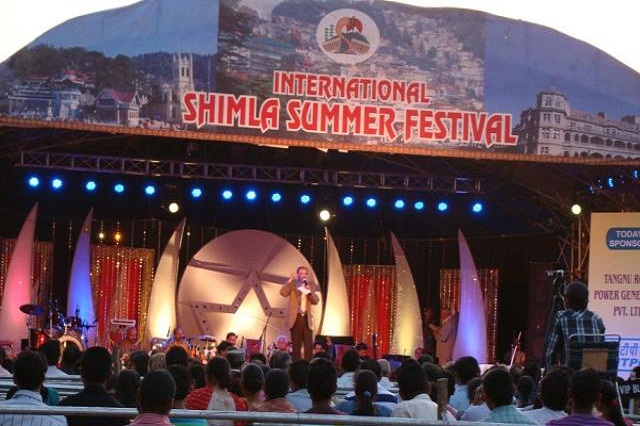 Shimla - Summer festival in India