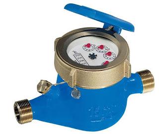 Sản phẩm đồng hồ nước Itron của Làng Rùa phân phối