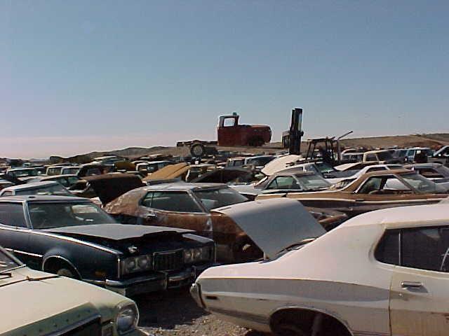 Desert valley auto parts in arizona / Columbus in usa