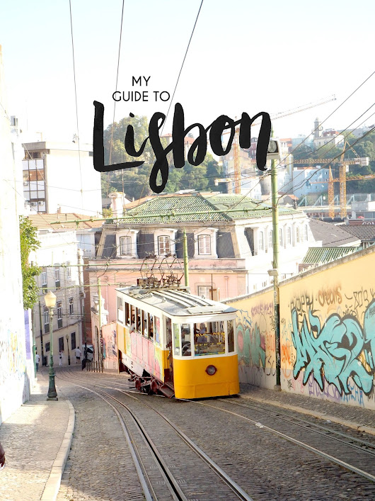 TRAVEL: 9 THINGS TO DO IN LISBON
