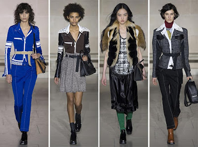 d4b021ff82b Louis Vuitton destacou o poder do luxo no Paris Fashion week
