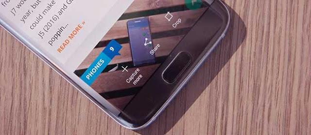 Cara Screenshot Layar Android