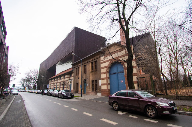 Museo vicino al Father Bernatek's Bridge-Cracovia
