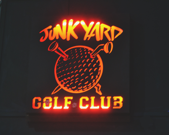 Junkyard Golf Manchester