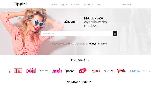 Zakupy z porównywarką cen i trendów ZIPPINI.PL