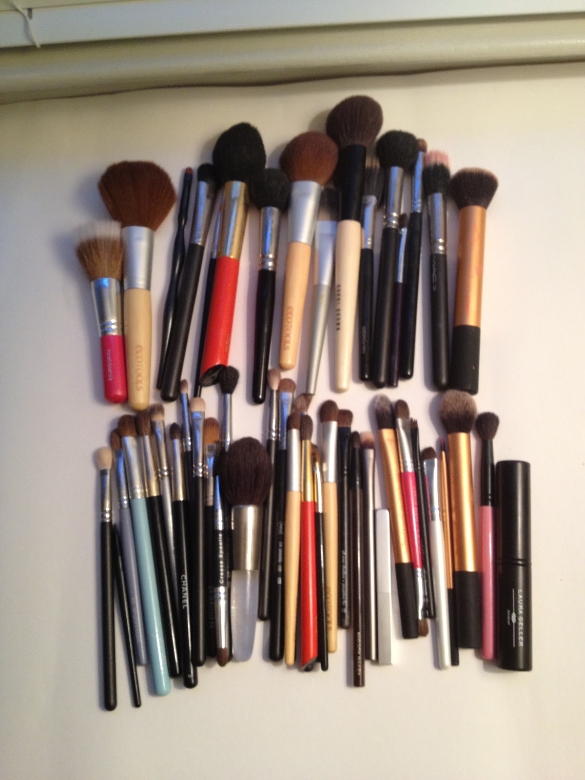 Makeup Brushes Sponge Collection: Nycmakeuplover : How I Deep Clean My Makeup Brushes