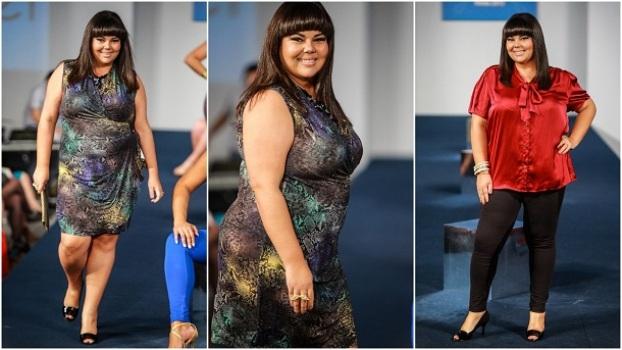 30470a73e As principais marcas de moda plus size foram responsáveis por ditar as  tendências para o verão 2013