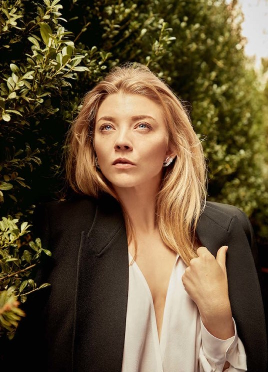 Natalie Dormer for Interview Magazine May 2018