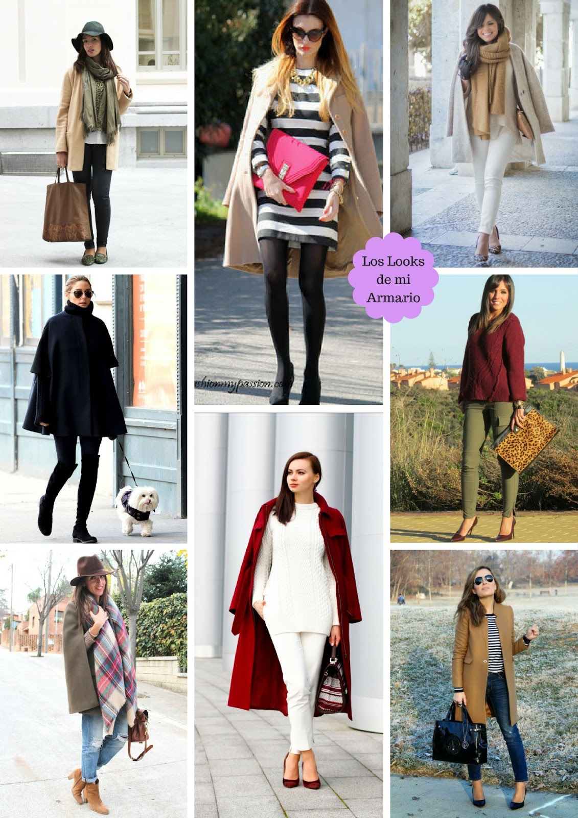 32 Outfits de Invierno · Personal Shopper · Looks Talla Grande