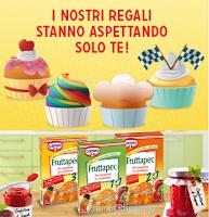 Logo Ricettario Fruttapec omaggio e richiedi premi Cameo o Paneangeli