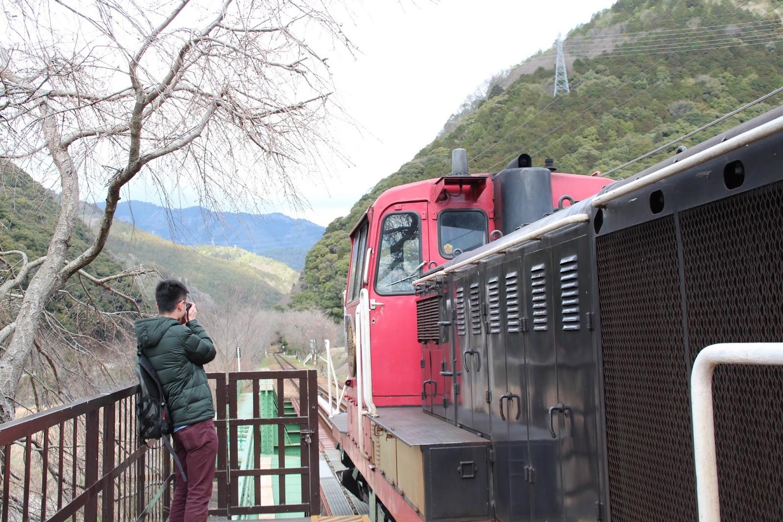 觀光小火車頭