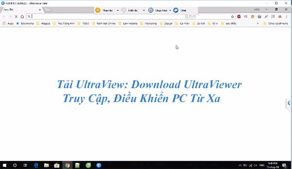 Tải UltraView: Download UltraViewer, Truy Cập, Điều Khiển PC Từ Xa c