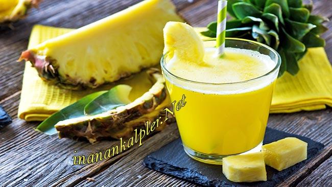 Ananas Suyu - www.inanankalpler.net