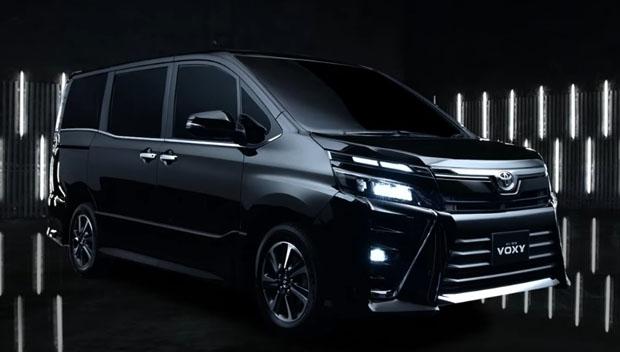 Kisaran Harga dan Desain Exterior Toyota Voxy 2019