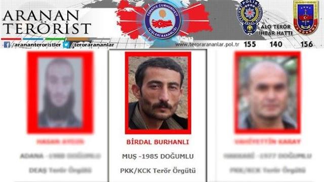 Top Kurdistan Workers' Party (PKK) terrorist killed in Turkish military airstrikes in northern Iraq