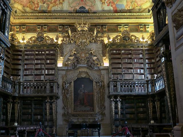 Biblioteca da Universidade de Coimbra