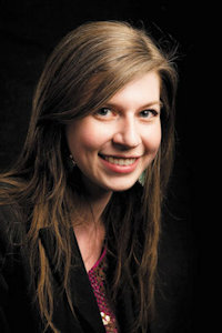 Interview with Marina J. Lostetter, author of Noumenon