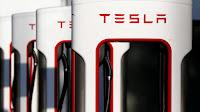 Σταθμοί Super-φόρτισης της Tesla