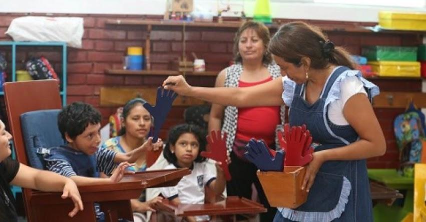 MINEDU: Educación especial para la esperanza - www.minedu.gob.pe