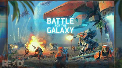 Battle for the Galaxy Apk + Data for Android Online Game