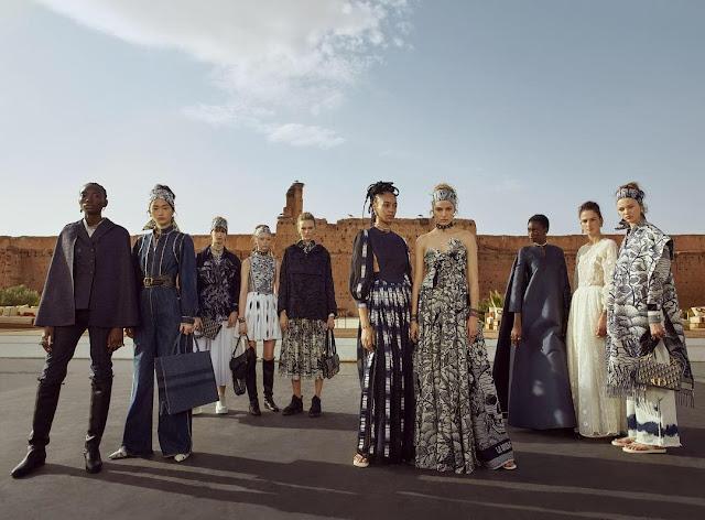 Dior Cruise 2020 in Marrakech, Morocco Luxury Magazine