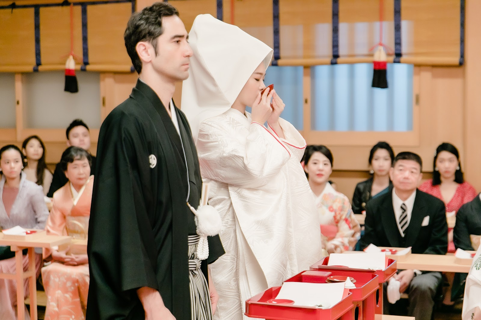 |婚禮攝影|Kenji&Evelyn 東京明治神宮婚禮