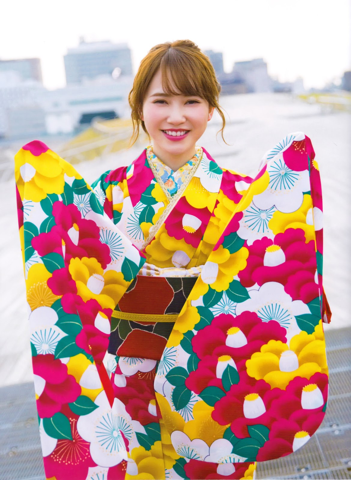 Kato Shiho 加藤史帆, TOKYO NEWS MOOK 2018.01.04 No.02 (20±Sweet KEYAKIZAKA)