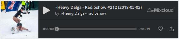 heavy dalga radioshow 212