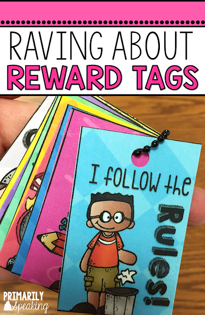 Reward Tag Information
