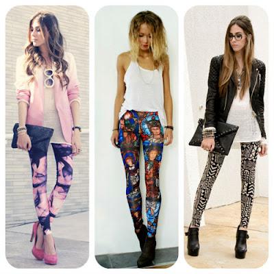 calça-legging-estampada