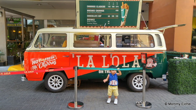 La Lola Churreria - Mall of Asia MOA