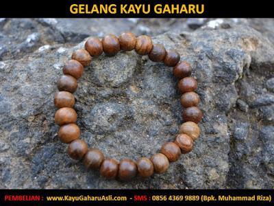 gelang gaharu Kalimanntan