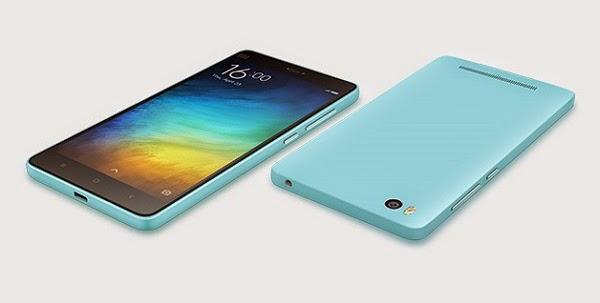 Harga Xiaomi Mi 4i Dan Spesifikasi Android Lollipop V502