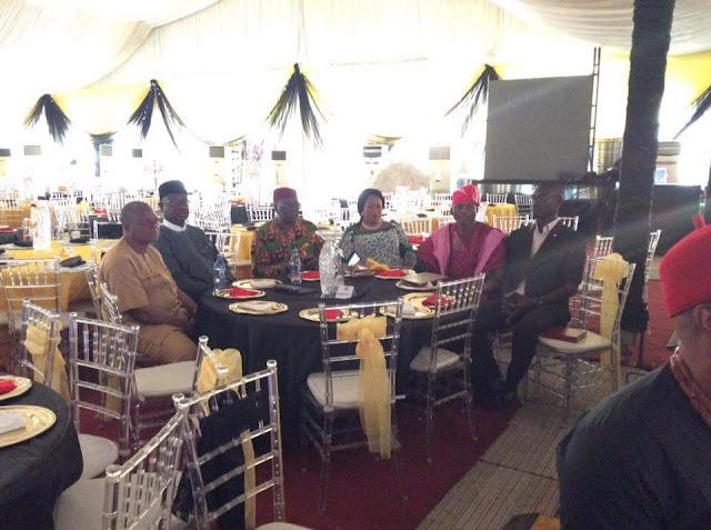 In honoring Engr. Otis Oliver Tabugbo Anyaeji FNSE, FNIMechE, FAEng,...........