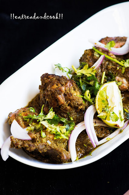 how to cook goan chicken cafreal
