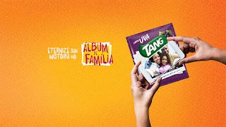 Promoção Álbum de Família - Tang 2017