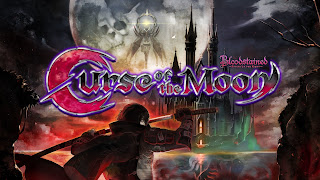 Bloodstained: Curse of the Moon Wallpaper