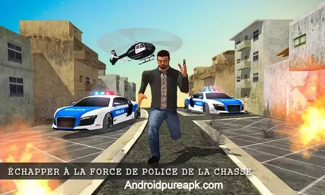 Mad City Rooftop Police Squad Apk Download Mod+Hack